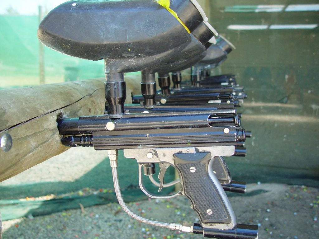 How Much Does A Paintball Gun Cost?